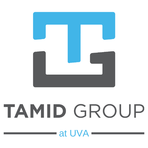 TAMID at UVA Logo
